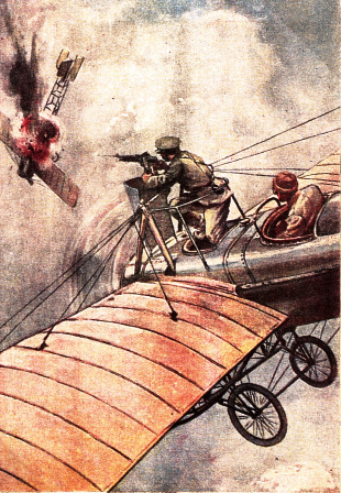 Russian Imperial Air Units in World War I